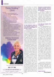 Artykuł Czwarty Wymiar - Theta Healing a Nowa Świadomość. str. 4