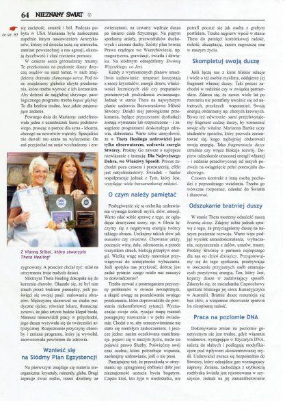 Nieznany Świat 09/17 - Poczet Healerów Polskich strona 3