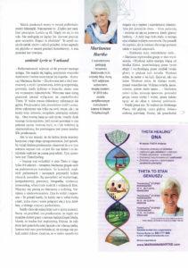 Artykul Wróżka 11/2015 Uzdrawianie w stanie theta strona 2