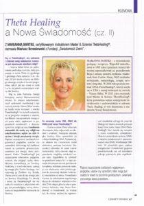 Artykuł Czwarty Wymiar - Theta Healing a Nowa Świadomość strona 3