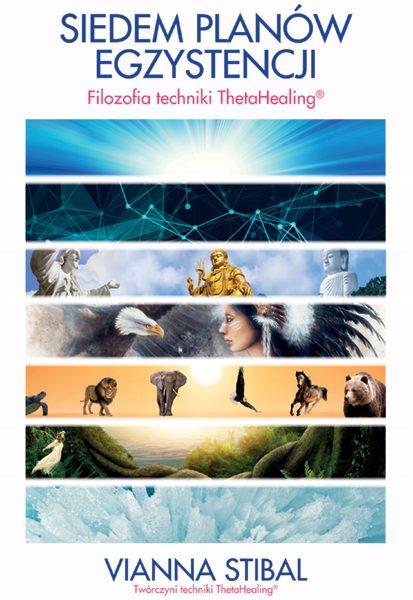 Theta Healing Siedem Planów Egzystencji - książka