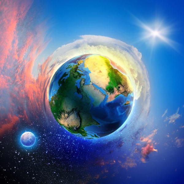 Koncepcja ziemi, poszerzenie horyzontów