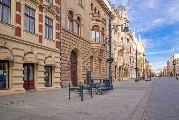 Zdjęcie Łódź