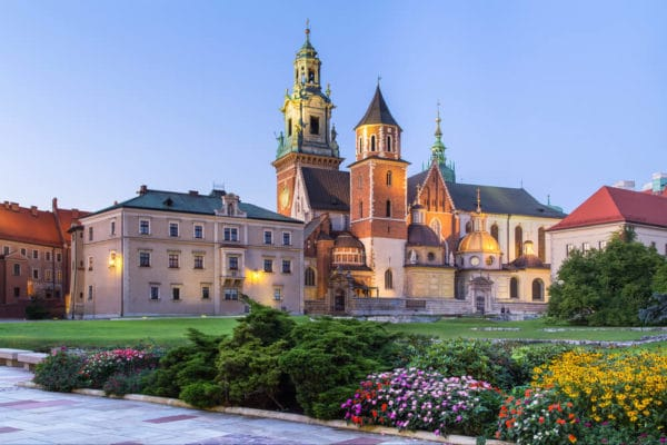 Zdjęcie Kraków